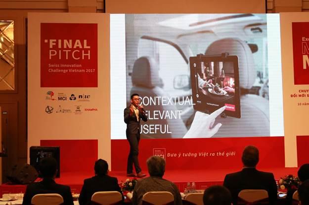 Movad - Hình thức quảng cáo OOH tương tác đã xuất hiện tại Việt Nam
