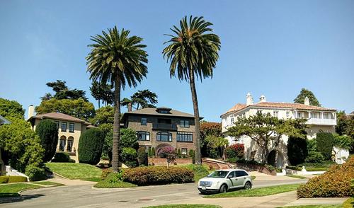 phopresidio terrace duoc xep vao khu dan cu danh gia bac nhat o thanh pho san francisco, bang california, my. anh: nextshark.