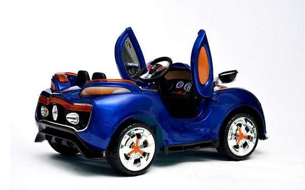 Mua ô tô điện trẻ em nên chọn dựa trên nguyên tắc nào?