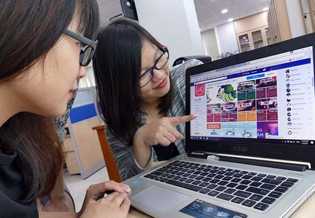 Việt Nam đứng thứ tư trong khu vực về mua sắm trực tuyến