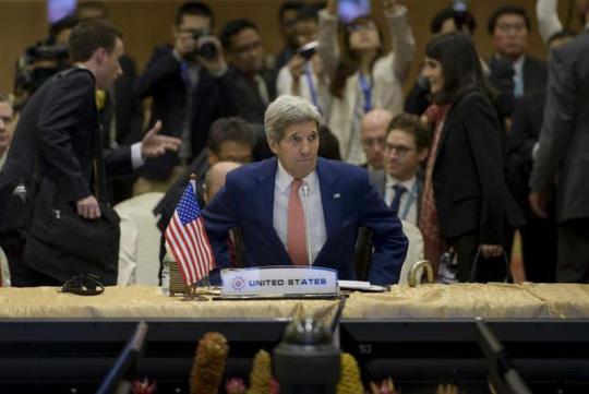 Mỹ mang thông điệp mạnh đến Đông Á