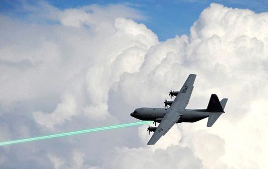 vu khi laser se som duoc tich hop tren may bay chien dau my anh: darpa