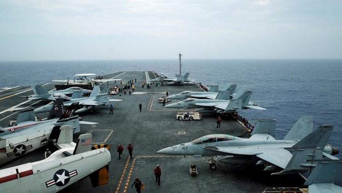 Hỗ trợ quân sự từ Mỹ cho Đông Nam Á thay đổi thế nào trong 5 năm qua