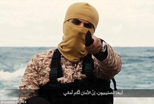 Abu Nabil. Ảnh: REX