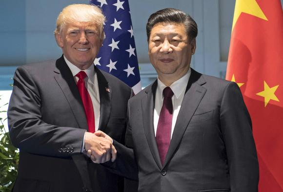 Kế hoạch 100 ngày để lộ rạn nứt trong quan hệ ông Trump, ông Tập