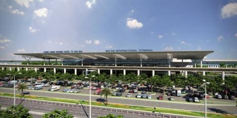 Năm tỷ USD xây sân bay Nội Bài 2: Rất lãng phí