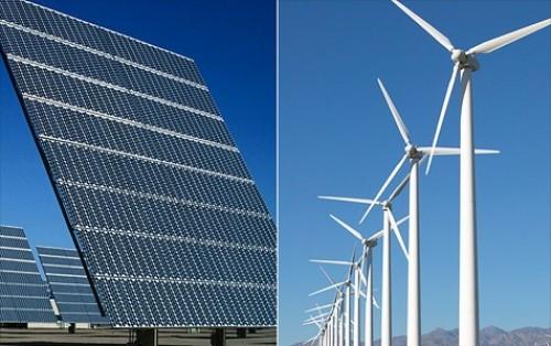 Năng lượng tái tạo đang lên ngôi