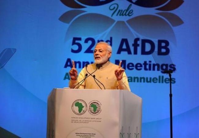 Ấn - Nhật thúc đẩy 'hành lang tự do', đối trọng 'Vành đai, con đường'