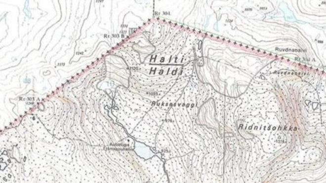 Na Uy vận động chiến dịch tặng Phần Lan đỉnh núi cao nhất
