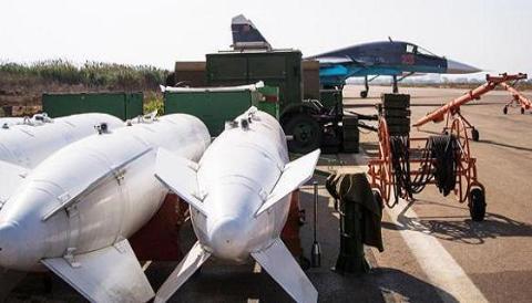 Nga mở sân bay Shaayrat: Bước ngoặt mới trên chiến trường Syria