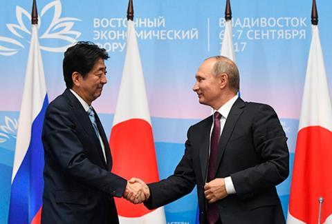 Sức vóc ông Putin từ diễn đàn Kinh tế Phương Đông