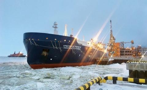 Nga hưởng lợi lớn khi Bắc cực tan băng nhanh