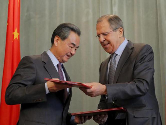 Nga - Trung Quốc sẽ bắt tay xây dựng 'Con đường tơ lụa trên băng'