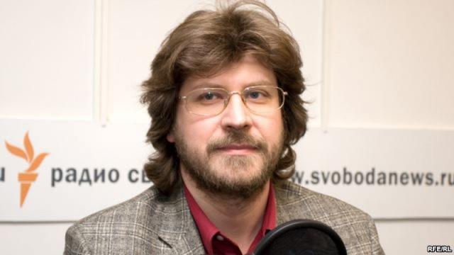 "tong bien tap tap chi ""nuoc nga trong cac van de toan cau"" fyodor lukyanov. (nguon: europa libera)"