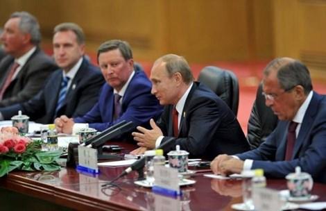 Trung Quốc hứa giúp Nga phát triển vùng Viễn Đông