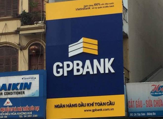 """""""Ngân hàng 0 đồng"""" GP.Bank đổi """"áo""""?"""