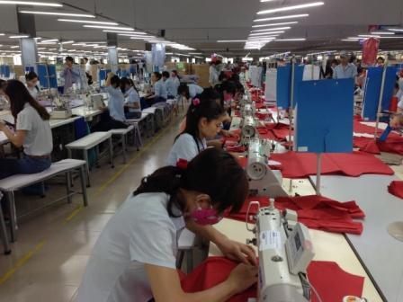Ngành dệt thu hút gần 5 tỷ USD vốn FDI