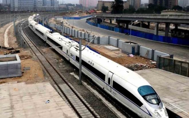 Tập đoàn Đường sắt Trung Quốc nợ hơn 600 tỷ USD