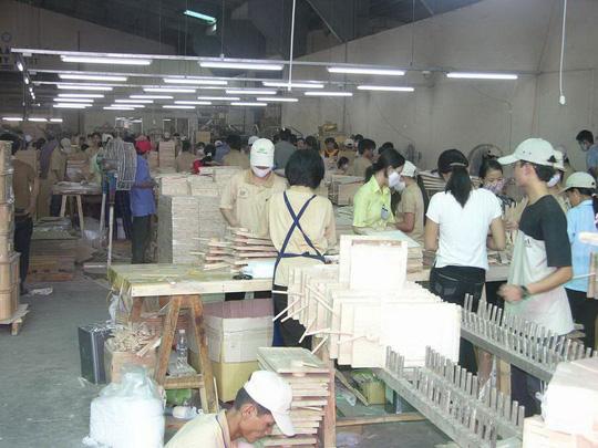 Áp lực từ cuộc chiến thương mại Mỹ - Trung: Ngành gỗ nặng gánh lo