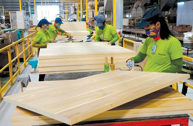 Tín hiệu lạc quan cho ngành gỗ Việt Nam