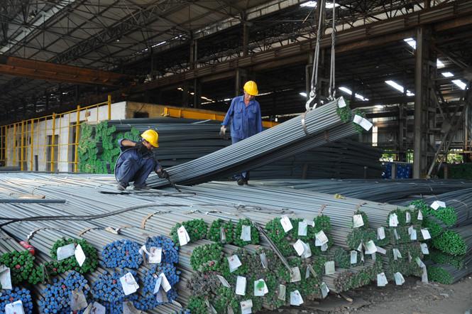 Nghịch lý ngành thép Việt Nam