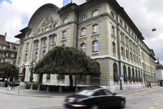 Ngân hàng trung ương Thụy Sĩ dự báo thua lỗ 23 tỷ USD năm 2015