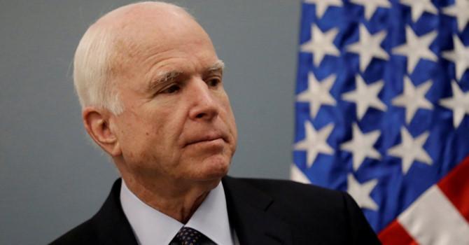 """""""Xin lỗi ông McCain nhưng Nga không còn là cây xăng nữa"""""""