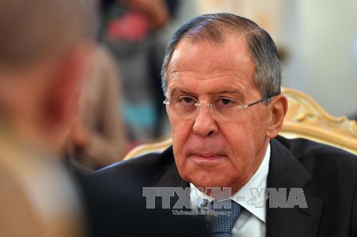 Ngoại trưởng Larvov: Mỹ muốn đẩy Nga khỏi thị trường năng lượng và vũ khí châu Âu