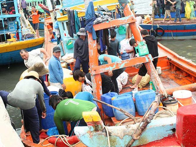 12.100 tỉ khắc phục thiệt hại từ Formosa