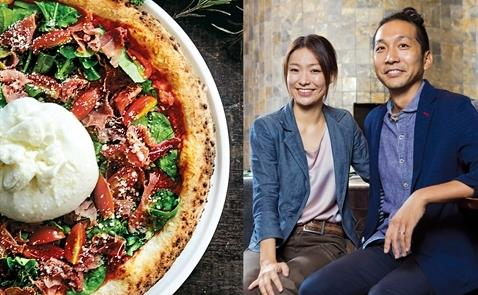 xem nguoi nhat lam pizza y trieu do tai viet nam! - nguon anh: son pham