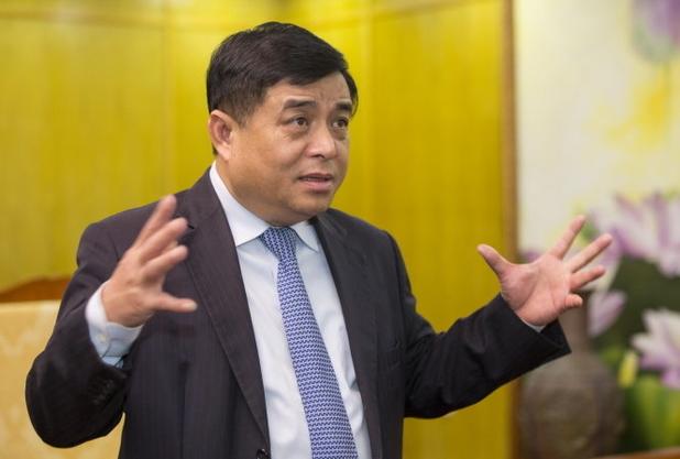 Bộ trưởng Nguyễn Chí Dũng: Nhà đầu tư Mỹ không nên chậm chân ở Việt Nam