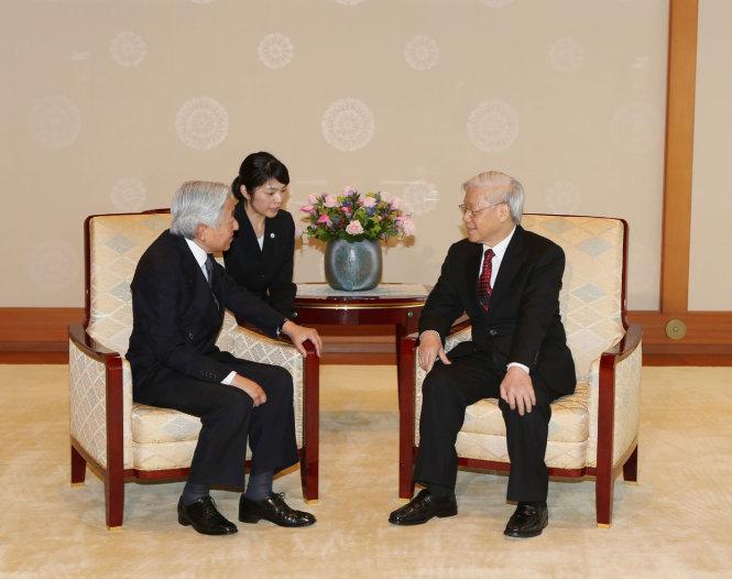 Các đảng ở Nhật ủng hộ toàn diện mối quan hệ Việt-Nhật