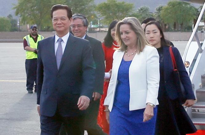Mỹ muốn xây dựng một hình ảnh khác với Trung Quốc