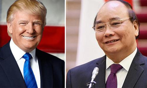 Báo quốc tế dự đoán chuyến thăm Mỹ của Thủ tướng Nguyễn Xuân Phúc