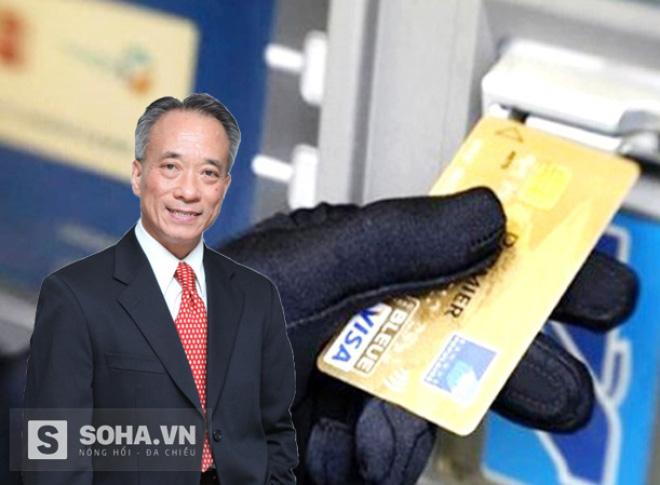 Thẻ ATM bị rút sạch tiền: Có lỗ hổng trong bảo mật ngân hàng?