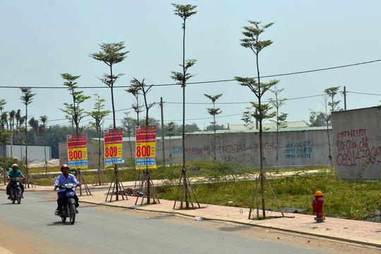 Thị trường bất động sản TP.HCM: Nhà, đất bị thổi giá