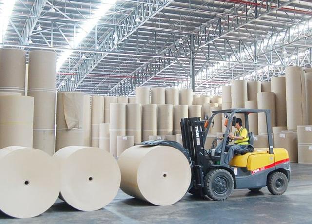 Kim ngạch xuất khẩu giấy và sản phẩm từ giấy tiếp tục tăng trường