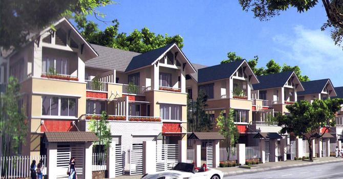 Hà Nội cho phép đầu tư dự án xây dựng nhà ở thấp tầng ở quận Long Biên