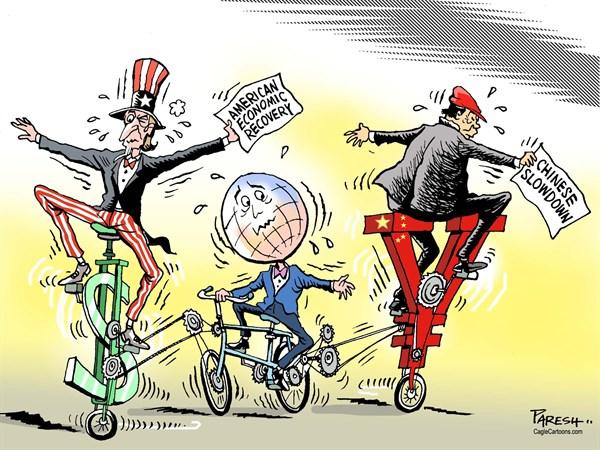 Nhân dân tệ tiếp tục mất giá, Trung Quốc cảnh giác với đối tác