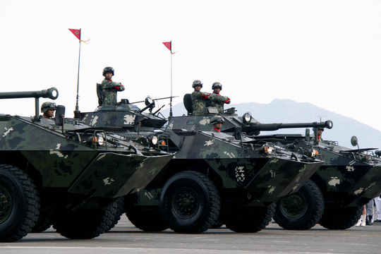 Nhật Bản tăng cường can thiệp vào biển Đông