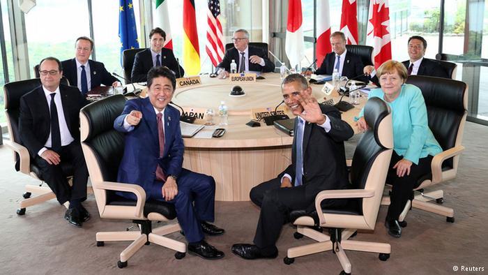 Nhật Bản muốn G7 ra tuyên bố chung về phán quyết vụ kiện Biển Đông