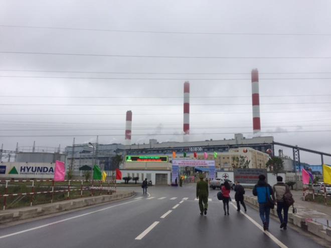 Nhiệt điện Mông Dương 1 chính thức tham gia thị trường điện