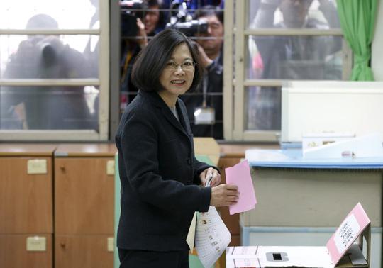 Những điều thú vị về nữ lãnh đạo đầu tiên Đài Loan