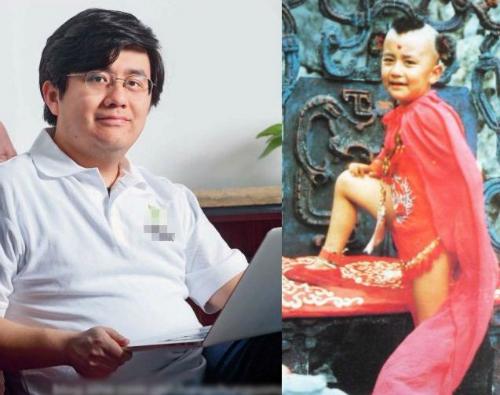 Những doanh nhân thành đạt xuất thân từ sao nhí Hoa ngữ