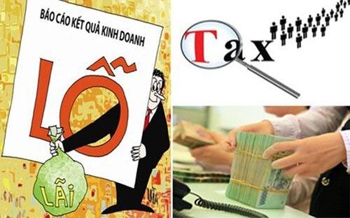 Nợ thuế đang có xu hướng tăng nhanh