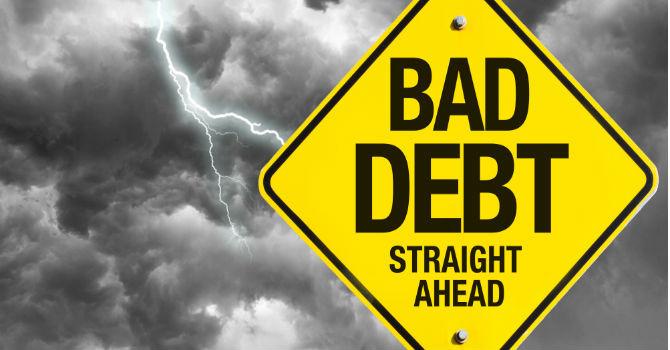 Tổng nợ xấu tăng lên 60.870 tỉ đồng