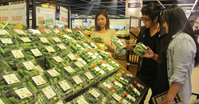 Phân phối hàng Việt ở siêu thị ngoại, cửa mới cho nông sản Việt?