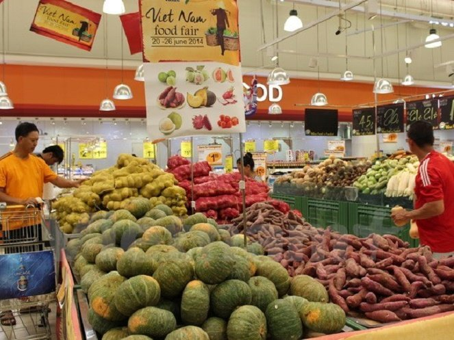 Giá nông sản Việt chỉ bằng 65% thế giới