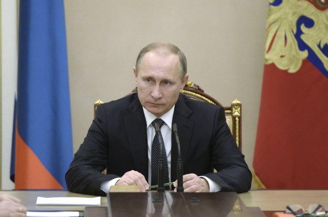 ong putin the hien su cung ran voi ukraine - anh: reuters