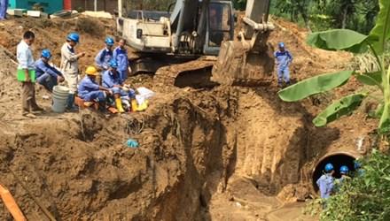 Nước sông Đà dùng ống Trung Quốc: Vì đối tác ngoại quyết định?